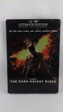 Blu-ray + DVD Batman the dark knight rises édition Steelbook ultimate edition