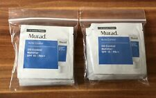 Murad Oil Control Mattifier (.03 Oz) 50 Samples Total (Expires 01/20)