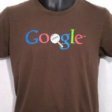 Google Leads Womens T Shirt IS Innovation Award Winner 2007 Made In USA Size XL