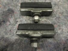 Vintage Hercules-Philipps-Raleigh  bicycle  side pull caliper brakes pads