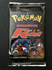1st Edition 1999 Team Rocket Returns Sealed Pokemon Booster packs MINT Art 3