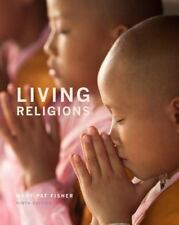 Living Religions by Mary Pat Fisher (2013, Paperback)