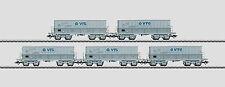 Märklin H0 48431 Erzwagen Set SNCB Güterwagen Güterwaggon neu OVP