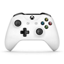 Microsoft Xbox One S Wireless Controller weiss 3,5mm Bluetooth NEU
