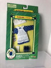 "Madeline 8"" Doll ""Making Treats"" - Chef Outfit Only - Nrfb 2000 - Eden"