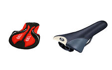Sillin CARRETERA MTB Sport + Badana para Culotte de GEL 3D Bicicleta 5007 2852d