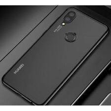 ^ OnePlus 6 SCHWARZ Bumper Elegance NEW Schutz Silikonhülle Etui Handy Tasche