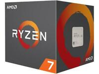 AMD Ryzen 7 2700X 8-Core 3.7 GHz (4.3 GHz Max Boost) Socket AM4 105W YD270XBGAFB