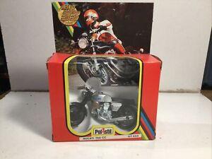 Polistil Motorcycle Motor Bike Ducati 750cc GT653 1970's Very Near Mint In Box