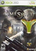 TimeShift (Microsoft Xbox 360, 2007) DISC IS MINT