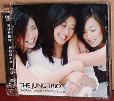 Groove Note SACD GRV 1043-3: The JUNG TRIO - Dvorak Trio in F minor, OOP 2009 NM