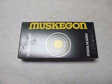 Muskegon Piston Ring set fit Chevette Diesel Isuzu (PS809020)