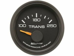 For 2007 GMC Sierra 3500 HD Auto Trans Oil Temperature Gauge Auto Meter 31367BY