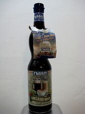 "Fabbri ""Fantasy in Caffe"" Chocolate Mint Flavoring Syrup - 560 mL"