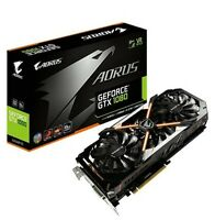 GIGABYTE GeForce GTX 1080 AORUS Xtreme 8GB DirectX 12 GV-N1080AORUS X-8GD 256-Bi