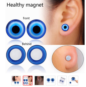 Weight loss Earrings Magnetic Slimming acupressure Health Jewelry Magnet Slim