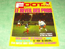 Miroir du Foot n°182 Décembre 72. France – Europe - Keïta – Skoblar - T.Bon++