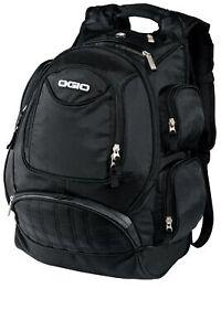 OGIO Metro Pack 711105 Backpack, Laptop Sleeve - Black