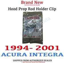 1994- 2001 Acura INTEGRA Genuine OEM Hood Prop Rod Holder Clip