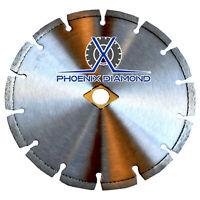 "7"" SUPREME Laser Welded Diamond Saw Blade for General Purpose Concrete Masonry"