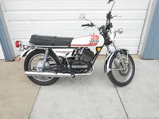 1975 Yamaha RD250B