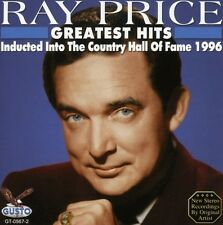 Ray Price - Greatest Hits: Hall of Fame 1996 [New CD]