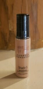 NEW SEALED LUMINESS AIR AIRBRUSH MAKEUP SILK 4-IN-1 SHADE 5 FOUNDATION .55 OZ