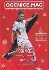 OGC Nice v Dijon FCO 2016/17 (18 Dec)