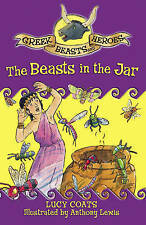 The Beasts in the Jar by Lucy Coats, Book, New (Paperback)