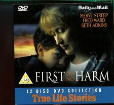 First Do No Harm / The Daily Mail Promo DVD - 1st Class Post