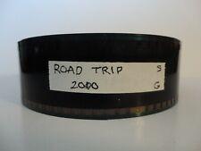ROAD TRIP (2000) 35mm Movie Trailer Film collectible SCOPE 2min 15sec