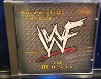 World Wrestling Federation - The Music Vol. 4 CD insane clown posse wwf wwe wcw