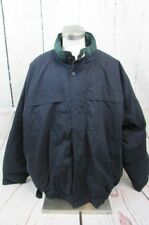 Vintage Members Only Blue Winter/Ski Style Jacket Men's 3XT With Zip Out Lining