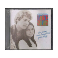 Francis Lai ‎CD Love Story / MCA Records ‎ Mcld 19157 Ost Soundtrack Sealed