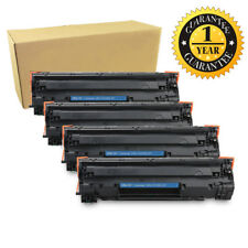 4pk High Yield Toner Set For Canon 137 9435B001 imageClass MF229dw MF244dw D570