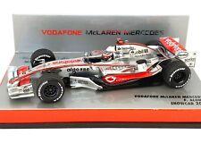 1:43 scale Minichamps McLaren Mercedes 2007 F1 Show Car - Fernando Alonso