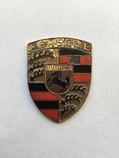 Vintage Porsche 356 Hood Handle Crest Emblem Badge Front Trunk Lid 64455921002