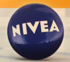 NIVEA Wasserball Beachball aufblasbar NEU OVP