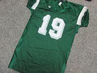 VINTAGE Wilson New York Jets jersey #19 Keyshawn Johnson Chris Farasopoulos XL