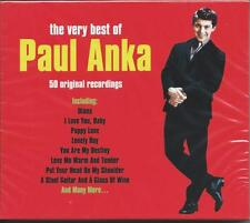 Paul Anka - The Very Best Of [Greatest Hits] 2CD NEW/SEALED