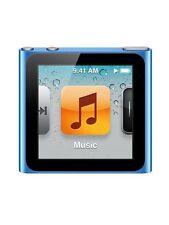 Official Apple iPod Nano 6th Gen Blue *VGWC*+Warranty!!