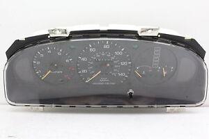 95 Mazda 626 MX-6 Speedometer Head Instrument Cluster Gauges 257,845