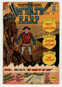 JERRY WEIST ESTATE: WYATT EARP, FRONTIER MARSHAL #26 (VG+) & 27 (Charlton 1959)