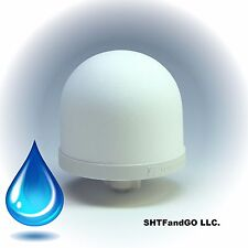 4 pack Ceramic Dome Water Filter Zen Water System Replacement .2-.5 micron