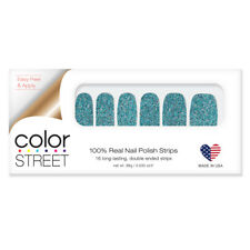 Color Street Nail Polish Strips { Blue Lagoon }