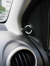 D Peugeot 107 Chrom Ring für Spiegelverstellung - Edelstahl poliert