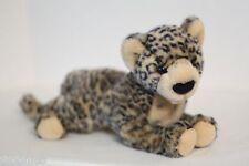 "Douglas Toys 12"" Leopard Plush Toy Doll"