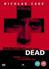 Bringing out The Dead 5017188881753 With Nicolas Cage DVD Region 2