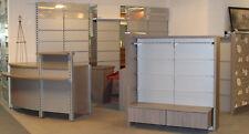 Ladeneinrichtung komplette Ladenausstattung Einrichtung Laden Shop Tresen Textil