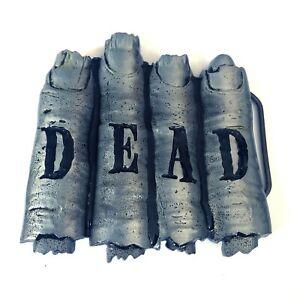 Kreepsville 666 Psychobilly Gothic Horror Punk Zombie Dead Fingers Belt Buckle